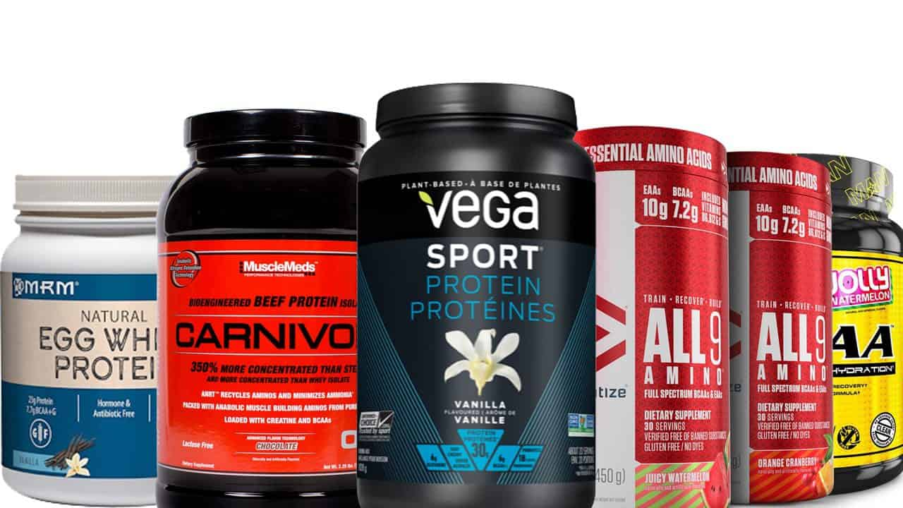 5 Best Muscle Building Alternatives to Whey Protein Mindsets and Reps
